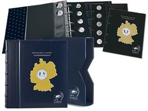 10 -Euro Gedenkmünzen Album-Set, 2002-2008