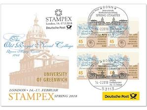 """Messebeleg """"Stampex Spring"""" 2018"""