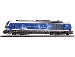 """Diesellok Vectron BR 247 """"InfraLeuna"""", Ep. VI, Gleichstrom, H0"""
