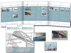 """Schmuckblatt """"Multilaterale Brücken"""""""