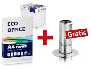 6 Kartons Eco Office +  Landmann Hähnchenhalter, gratis
