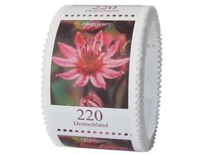 "Briefmarke Dauerserie ""Blumen"", Motiv ""Hauswurz"", 2,20 EUR"