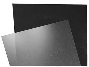 Leitz Deckblatt Klarsichtfolie