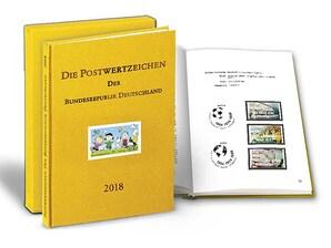 Postwertzeichen-Jahrbuch 2018