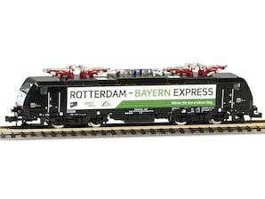 "E-Lok BR 189 ""MRCE"", Ep. VI, Sound, Spur N"