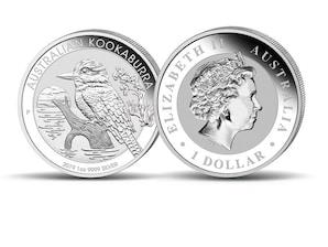 """1 Dollar Silber """"Kookaburra"""", 2019"""