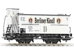 """Bierwagen """"Berliner Kindl"""", Ep. II, H0"""