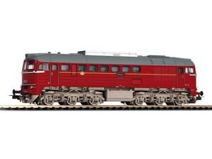 Diesellok BR120, DR, Ep.IV, WS, H0
