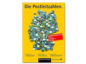 Bild Postleitzahlenbuch 2005