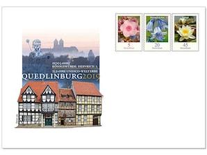 "Gedenkbriefumschlag ""Quedlingburg Heinrich I."""