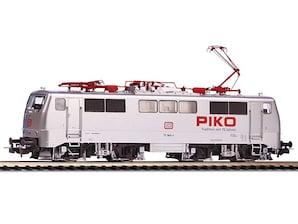 """E-Lok BR 111 """"70 Jahre PIKO"""", Ep. IV, WS, H0"""