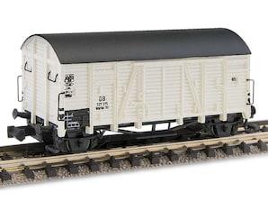 Güterwaggon Oppeln Gmrhs30 weiß, Ep. III, Spur N