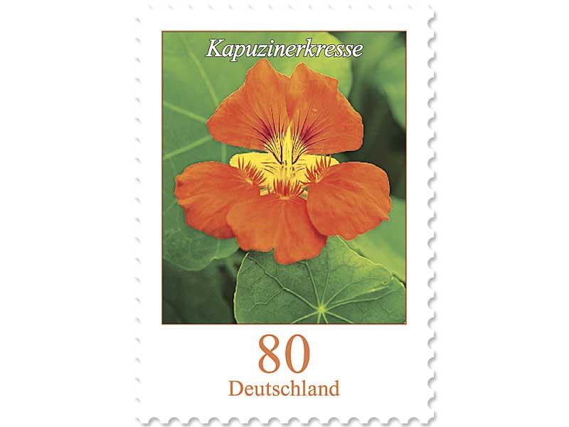 MarkensetSesamstra/ße Briefmarke zu 0,80 /€ selbstklebend 40 St/ück 10er-Set