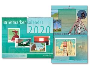 Briefmarkenkalender 2020