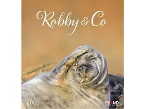"Eiland-Kalender ""Robby & Co."" 2020"
