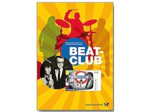 """Erinnerungsblatt: Serie """"Deutsche Fernsehlegenden"""" - Beat Club"""