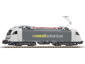 "E-Lok Taurus Rh1216 ""RailAdventure"", Ep. VI, GS, H0"
