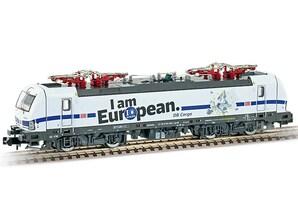"E-Lok BR 193 Vectron DB-Cargo ""I am European"" Ep.VI, Spur N, mit Sound"