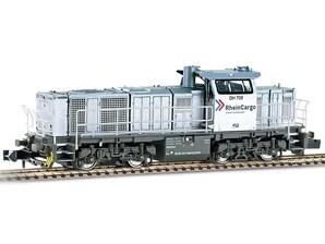 """Diesellok Vossloh G 1000 """"Rheincargo"""", Ep. VI, Spur N"""