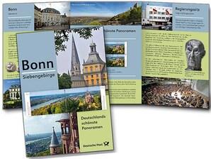 "Erinnerungsblatt ""Bonn/Siebengebirge"""