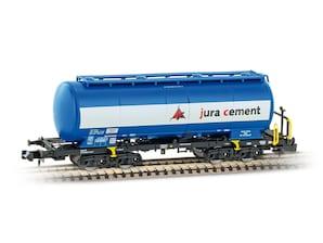 """Silowagen Uacs blau """"Jura Cement"""", Ep.VI, Spur N"""