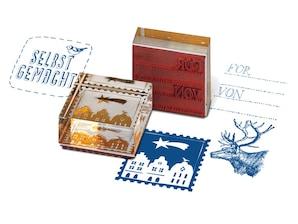 """Bild Moses Kristallstempel-Set """"Weihnachten"""""""