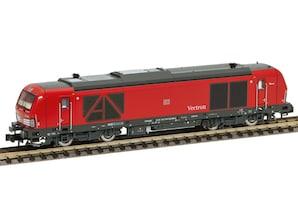 """Diesellok BR 247 """"DB"""" Ep. VI, Spur N"""