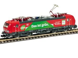 "E-Lok BR 193 309 Vectron ""DB"", Ep. VI, Spur N"
