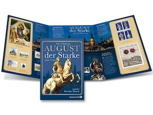 """Gedenkset """"350. Geburtstag August der Starke und der Dresdener Barock"""""""