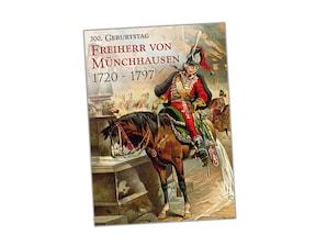 """Jubiläumsbrief """"300. Geburtstag Freiherr von Münchhausen"""""""