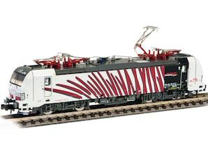 """E-Lok Vectron BR 193 """"Rotes Zebra"""", Ep. VI, Spur N"""