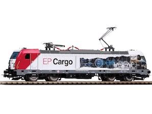 """E-Lok BR 187 """"EP Cargo"""", EP VI, H0, WS"""
