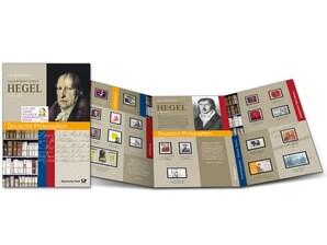 """Gedenkset """"Deutsche Philosophen - 250. Geburtstag Georg Wilhelm Friedrich Hegel"""""""