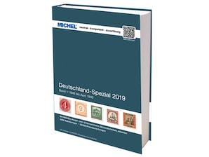 MICHEL Deutschland Spezial 2019 Band 1