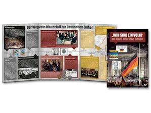 """Gedenkset """"30 Jahre Wiedervereinigung"""""""