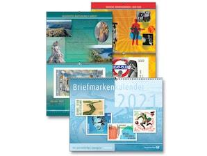 Briefmarkenkalender 2021