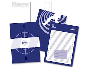 "3er-Postkarten-Set ""50 Jahre Tatort"""