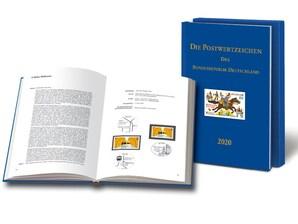 Postwertzeichen-Jahrbuch 2020