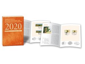 Postwertzeichen-Jahressammlung 2020