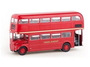 AEC Routemaster London Doppeldeckerbus, 1:87