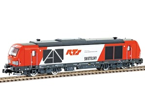 Diesellok BR 247 902 Vectron DE RTS, Ep. VI, Spur N