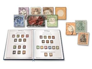 Dt. Reich: Grundkollektion Deutsches Kaiserreich (1871 - 1918)