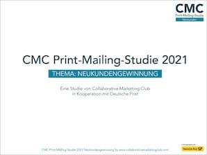 CMC Print-Mailing-Studie 2021