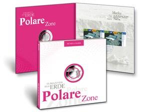 "Numisfolder Münze & Marke: ""Polare Zone"""