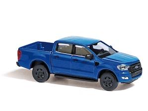 Ford Ranger, Blaumetallic, 1:87