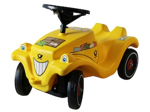 """Bild """"Bobby-Car"""" im Deutsche Post Design - Vorderansicht"""