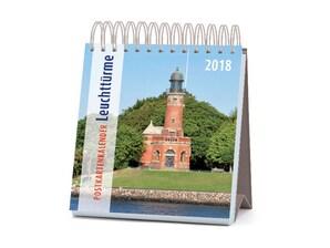 """Bild Postkartenkalender """"Leuchttürme"""" 2018"""