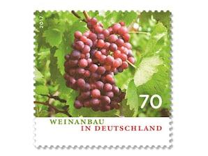 """Bild Briefmarke """"Weinanbau in Deutschland"""", 0,70 EUR"""