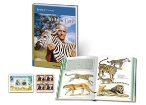 """Buch + DVD """"Bernhard Grzimeks Welt der Tiere"""""""