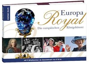 """Buch """"Europa Royal"""""""